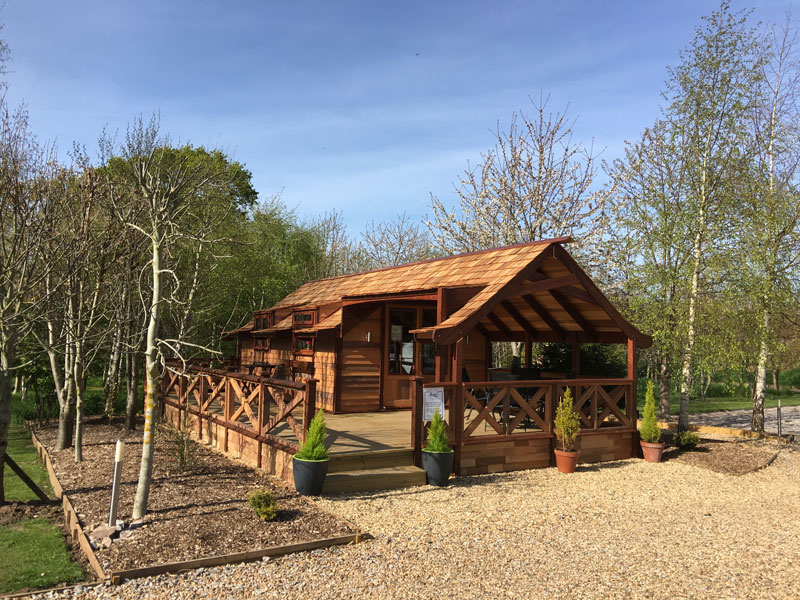 Chew Valley Lodges - Sample Photo 1