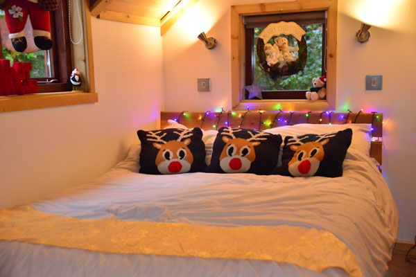 Chew Valley Lodges at Christmas - Sample Photo 4