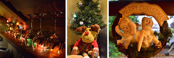 Chew Valley Lodges at Christmas - Sample Photo 3
