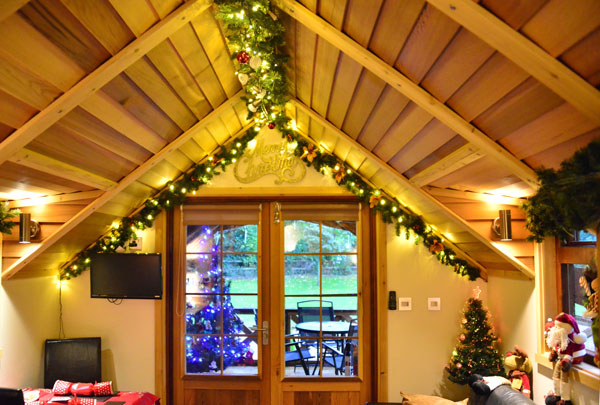 Chew Valley Lodges at Christmas - Sample Photo 2